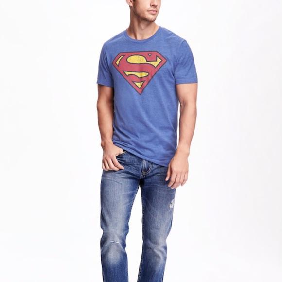 Old Navy Other - 🎈3 FOR $25- Men's Superhero T Shirt